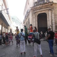 陽気な国、キューバの今を堪能。。
