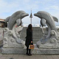 大洗水族館とちょこっと茨城グルメの旅。