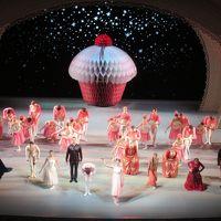 ロシア・南ドイツ 観劇の旅 � St. Petersburg2日目  ミハイロフスキー劇場