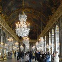還暦夫婦17日間フランスポルトガル年越しの旅(その1)ベルサイユ宮殿までメトロを乗り継いで(スケジュール))