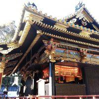 今年も初詣にバスツアーで行ってきました♪ 家康公の菩提寺、久能山東照宮へ