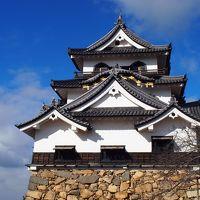 青春18きっぷで行く日帰り滋賀・京都(滋賀編) 近江牛を食べて、国宝・彦根城でひこにゃん!