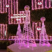 ピンクでキラキラな新宿 ((*´-ω・`人´・ω-`*))♪