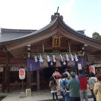 願いを込めて【鏡の池縁占い】八重垣神社 松江