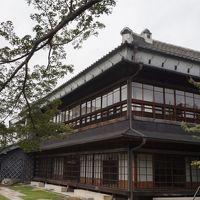 ちょっくら真岡へ レトロ探して街歩き。前半 金鈴荘と久保記念館