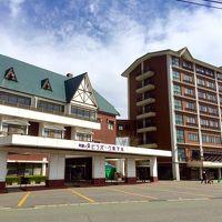 温泉へ行こう!「阿蘇の司ビラパークホテル」