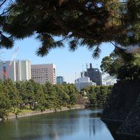 北の丸公園散策と科学技術館見学