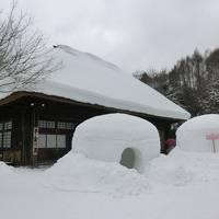 冬の湯西川温泉・その2 第24回湯西川温泉かまくら祭。