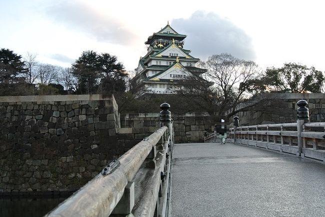 1月末に大阪3泊、兵庫1泊、香川1泊、京都3泊の計8泊の旅をしてきました。<br />大阪は街歩きとグルメの旅、兵庫では姫路城と有馬温泉、香川へはレンタカーで讃岐うどんの食べ歩き、京都では定番の観光地巡りをしてきました。<br />8泊という少し長めの旅行による疲労と、大寒波到来中で寒かったことも影響し途中体調を崩したりもしましたが、よく歩いていい運動になりました(笑)<br /><br />行程<br />1日目 新千歳空港→伊丹空港、大阪観光、大阪泊(レッドルーフ大阪)<br />2日目 奈良観光、大阪泊(レッドルーフ大阪)<br />3日目 新喜劇観覧、大阪観光、大阪泊(レッドルーフ大阪)<br />4日目 姫路城見学、香川泊(オークラホテル丸亀)<br />5日目 うどん食べ歩き、有馬温泉泊(有馬ロイヤルホテル)<br />6日目 京都嵐山観光、京都泊(サクラテラス)<br />7日目 京都観光、京都泊(サクラテラス)<br />8日目 新喜劇観覧、京都観光、京都泊(サクラテラス)<br />9日目 大阪観光、伊丹空港→新千歳空港