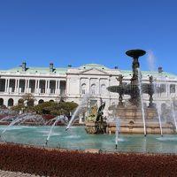 ギリギリ人間の『迎賓館赤坂離宮』訪問は、「朝日の間」公開最終日
