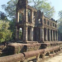 カンボジア3日目はアンコール遺跡ビッグサークル