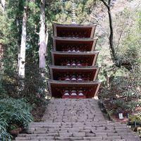 奈良の山中・室生寺&長谷寺へ