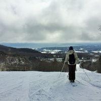 会津若松へ! その1 アルツ磐梯でスキー