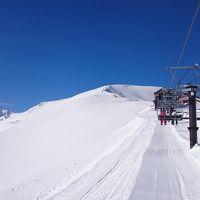安曇野を駆け抜けて〜白馬村へ♪  綺麗に晴れたよ!真っ青な空と真っ白な雪(^-^/ 1月28日(土)