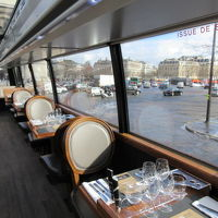 ANAプレエコでパリ5日間、ホテルマルト。3日目、バストロノーム、凱旋門、ルーブル美術館