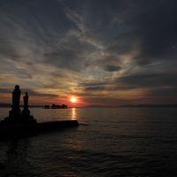 冬の島根を観光−松江編
