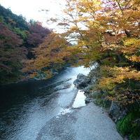 御岳渓谷散策 2008/11/14