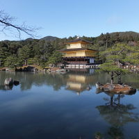 師走の京都、京都観光の王道を行く。