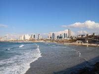 イスラエル聖地を巡る旅 6 テルアビブ ヤッフォ 地中海