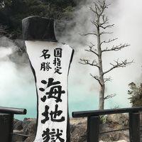 週末旅〜JALどこかにマイルで大分、別府温泉へ1泊2日の旅〜�