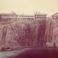 1976年(昭和51年)GW 北陸地方(福井・石川)への旅8日間(2)福井(東尋坊 滝谷寺)