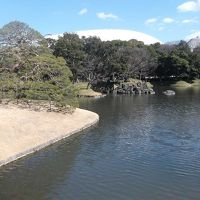小石川後楽園は場所によって景色の趣が変わる名庭園だった