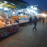 アフリカ入門:ツアーでモロッコ観光【その4】イスラムの街でちょっぴり冒険(1)(マラケシュ)