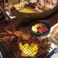 父の米寿のお祝いで伊勢志摩へ(石鏡第一ホテル神倶良でお祝い会)