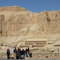 行って良かったエジプト夢紀行 (4)王家の谷 ツタンカーメン墳墓、ハトシェプス女王葬祭殿