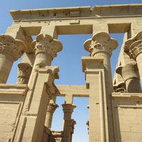 行って良かったエジプト夢紀行(6)イシス神殿、アスワンハイダム、ファルーカ舟遊び