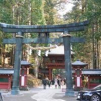 日光東照宮に行ったついでに日光二荒山神社に参拝しました