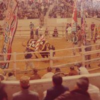 1979年(昭和54年)4月四国一周(愛媛 高知 徳島 香川)の旅9日間�愛媛(宇和島(闘牛 宇和島城 天赦園)