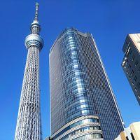 東京ひとり旅