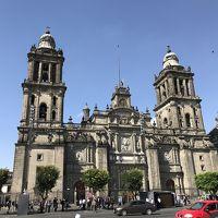 就航したてのANAでメキシコへ  『往復全日空(ANA)直行便利用 メキシコ世界遺産探訪7日間』 全日空新規就航記念