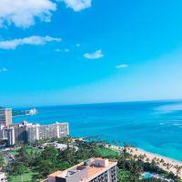 2017 ハワイの春休み� 出発〜1日目 ☆HGVC ザ・グランド・アイランダー 34階ペントハウスに泊まる!