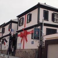 神戸・北野異人街をてくてく その1 旧トーマス住宅(風見鶏の舘)