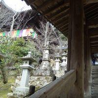 奈良長谷寺の観音様の足をさわりに(西国三十三所8)ついでに安倍文殊院の文殊さんにも会いに行く、泊りは三重湯の山温泉