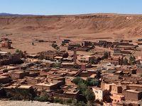 5:モロッコ 素晴らしい景色アイト・ベン・ハッドゥ
