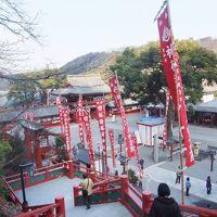 日本三大稲荷・祐徳稲荷神社と有田ポーセリンパーク「のんのこの郷」