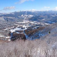2016-2017シーズン スキーの記録
