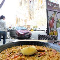 バルセロナ1日徒歩観光