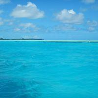 たくさんの青を見つけにパラオへ、石貨が渡った海(3日目)