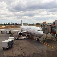 コパ航空でいく、N.Y.→パナマシティ経由→ハバナの道中記