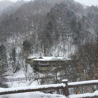 2017.3月 1泊2日 まだまだ雪景色の白骨温泉へ
