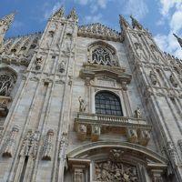 スカラ座、大聖堂、ミラノ