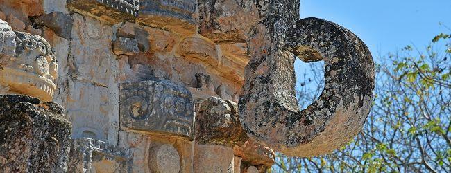冬のメキシコ旅行(8)−マヤパン遺跡 &...