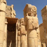 2017 3月 エジプトに行ってみた。カイロからルクソール西岸編