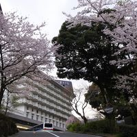 湯本富士屋ホテル(外周り)