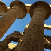 2017 3月 エジプトに行ってみた。ルクソール東岸編