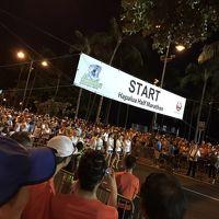2017年4泊6日ハワイ旅行記(ホノルルハーフマラソンハパルアツアー3度目)�ハーフマラソンは無事完走したけど写真は。。